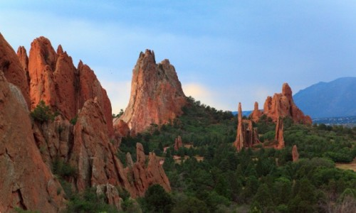 USA / Colorado / Colorado Springs / Garden of Gods