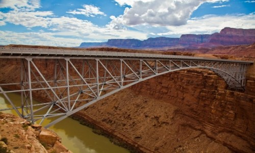 USA / Utah / Hwy89 / Navajo Bridge