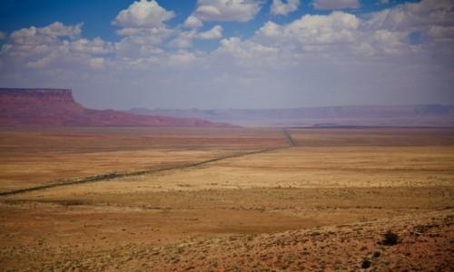 Zdjecie USA / Utah / Vermilion Cliffs / Hwy89A