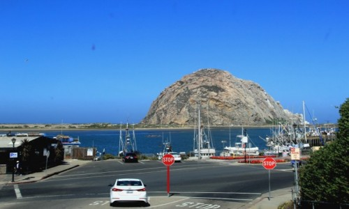 Zdjecie USA / California / Morro Bay  / Morro Bay