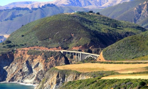 Zdjecie USA / California / California / Californijskie wybrzeze