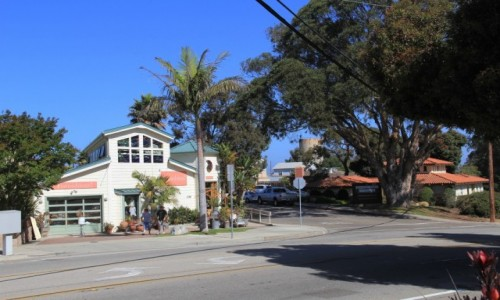 Zdjecie USA / California / California / miasteczko Morro Bay