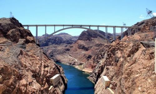 Zdjecie USA / Nevada / Hoover Dam / Zapora Hoover Dam