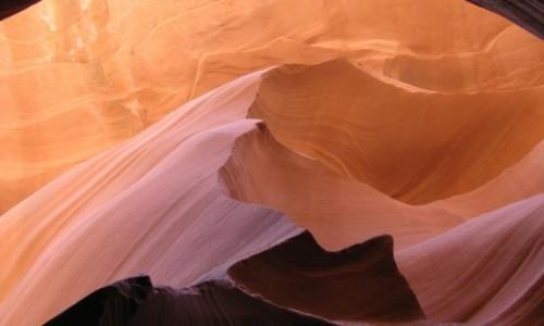 Zdjecie USA / Arizona / Page / Antelope Canyon