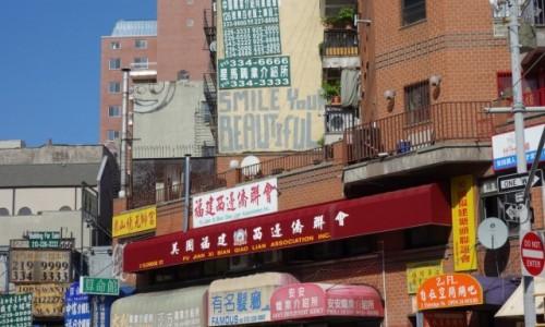 Zdjęcie USA / Nowy Jork / Manhattan / China Town