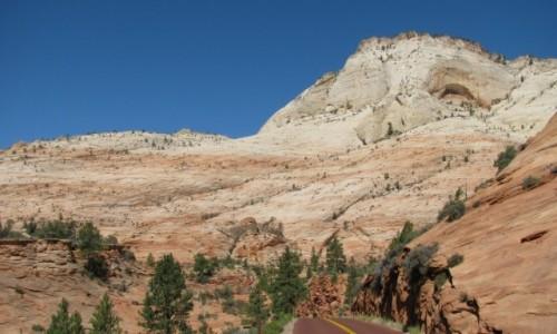 Zdjecie USA / Utah / Zion National Park / Zion 2