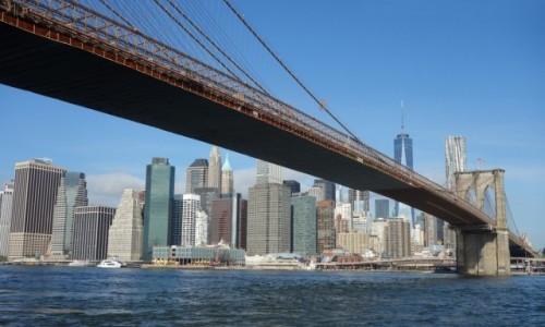 Zdjecie USA / Nowy Jork / Brooklyn / Brooklyn bridge