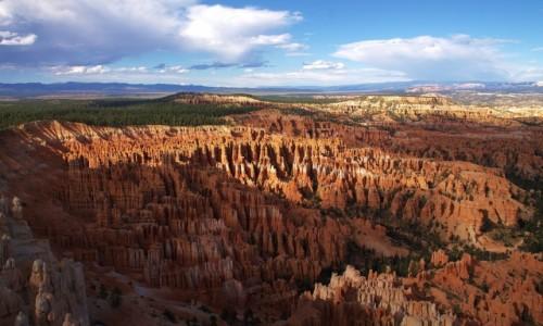 Zdjęcie USA / Utah / Bryce Canyon / Kanion w całości