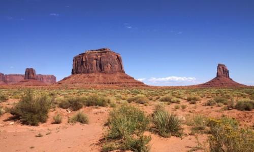 Zdjęcie USA / Arizona / Dolina Monumentów / Merrick Butte