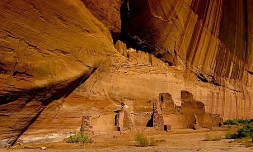 Zdjecie USA / Arizona / Canyon de Chelly / Canyon de Chelly