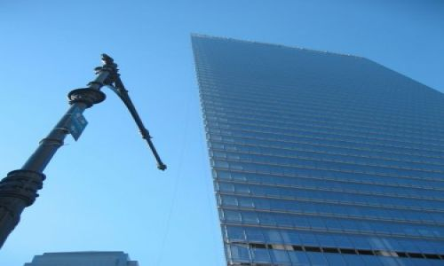 Zdjecie USA / New York / New York / żyleta