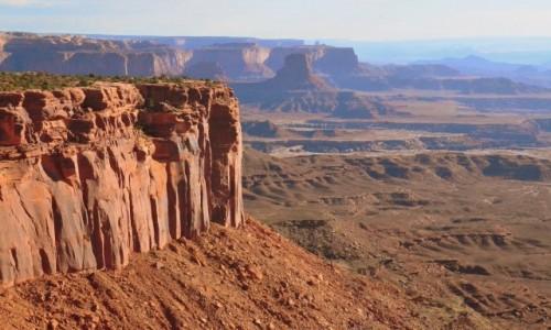 Zdjecie USA / Utah / Canyonlands N.P. / kraina kanyonów cd...