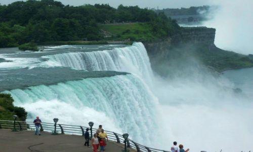 Zdjecie USA / Stan Nowy Jork / Buffalo / Wodospad Niagara