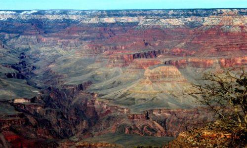 Zdjecie USA / Arizona / Grand Canyon / Życzę każdemu, żeby zobaczył te widoki.