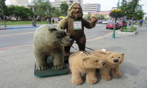 Zdjecie USA / Anchorage / nchorage /    Anchorage - Alaska