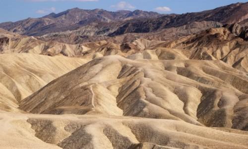 Zdjęcie USA / Kalifornia / Park Narodowy Doliny Śmierci / Zabriskie Point