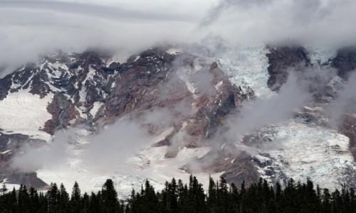 Zdjecie USA / Pln Zachod / Mt Rainier NP / Gora