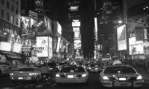 Zdjecie USA / New York / Manhattan / Times Square