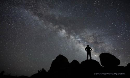 Zdjecie USA / Kalifirnia / Yosemite / W poszukiwaniu Gwiazdki