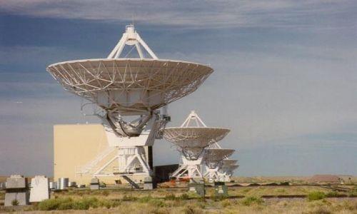 Zdjęcie USA / Nowy Meksyk / Nowy Meksyk / radioteleskopy