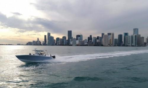 Zdjecie USA / Floryda / Miami / View na Manchattan Miami