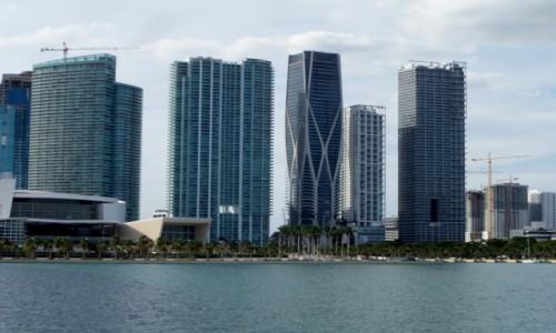 Zdjecie USA / Floryda / Miami / Manhattan z bliska