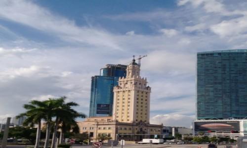 Zdjecie USA / Floryda / Miami / Starsza część Manhattanu