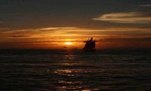 Zdjęcie USA / Florida / Key West / Zachód słońca