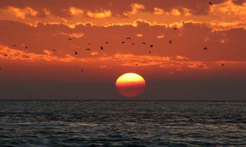 Zdjecie USA / Florida / Key West / zachód słońca
