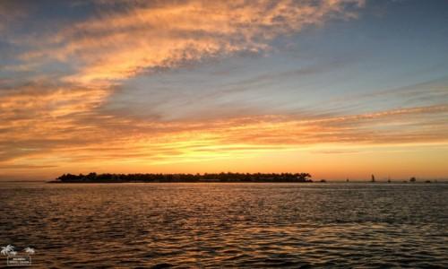 Zdjecie USA / Floryda / Key West / Zachód słońca na Florida Keys