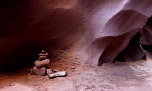 Zdjecie USA / Arizona / Arizona / Antelope Canyon