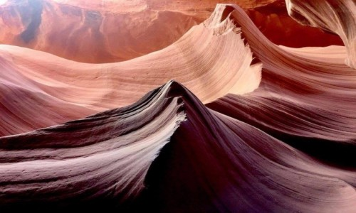 Zdjecie USA / Arizona / Arizona / Antelope Canyon