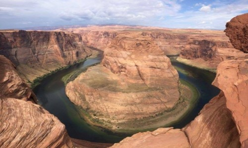 Zdjecie USA / Arizona / Arizona / Horseshoe Bend