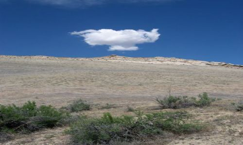 Zdjęcie USA / brak / Kolorado / chmurka - filizanka