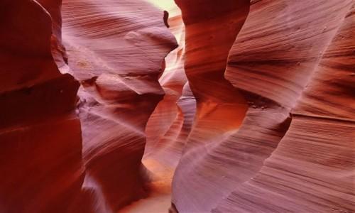 Zdjecie USA / Arizona / Antelope Canyon (dolny) / Jak piękne są wspomnienia...