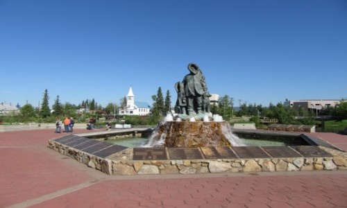 Zdjecie USA / Fairbanks - Alaska / Fairbanks - Alaska / Fairbanks - Alaska