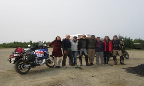 Zdjecie USA / Alaska / Alaska / Spotkanie pod Kołem Podbiegunowym