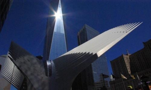 Zdjecie USA / Dolny Manhattan / Nowy Jork / WTC - Wieża nr 1
