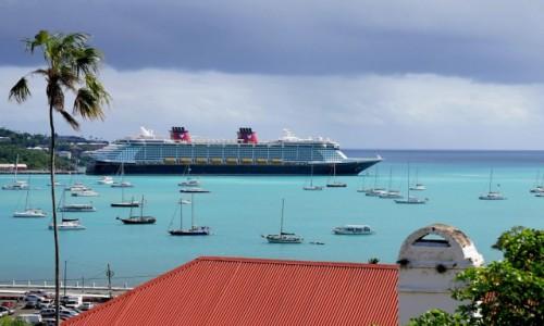 Zdjecie USA / Wyspy Dziewicze Stanów Zjednoczonych / Charlotte Amalie / Port