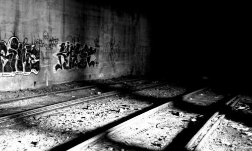 Zdjecie USA / Stan New York / Rochester / Porzucona podziemna kolejka miejska
