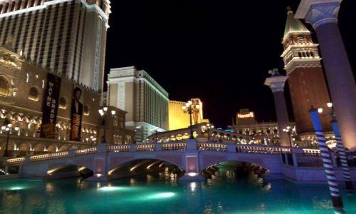 Zdjecie USA / brak / Newada / Las Vegas / kasyno Wenecja