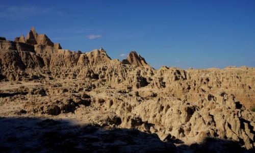 Zdjecie USA / Południowa Dakota / Park Narodowy Badlands / Na szlaku