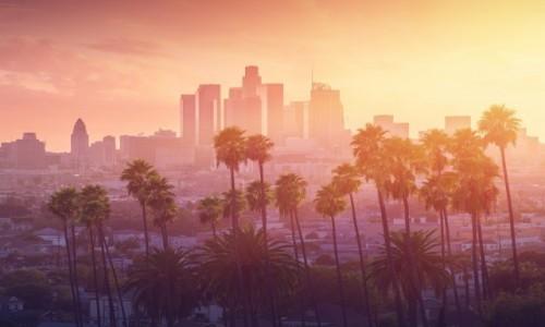 Zdjecie USA / Los Angeles, nazywane Miastem Aniołów, to centrum przemysłu filmowego. Jego największymi a / --- / Los Angeles