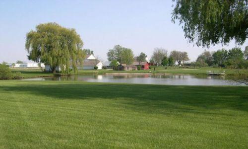 Zdjecie USA / brak / Indiana / farma Amiszow