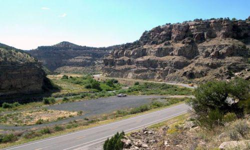 Zdjęcie USA / brak / Kolorado / widoczek z Kolorado