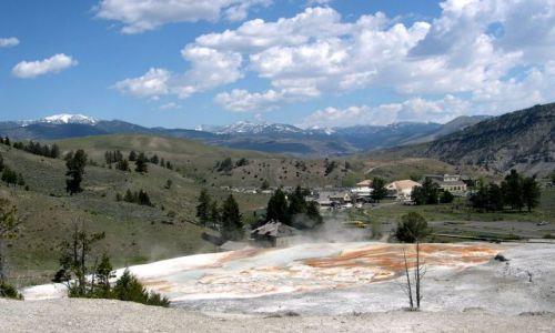 Zdjecie USA / brak / Wyoming / Yellowstone