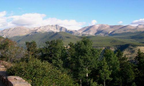 Zdjęcie USA / brak / Kolorado / Gory Skaliste