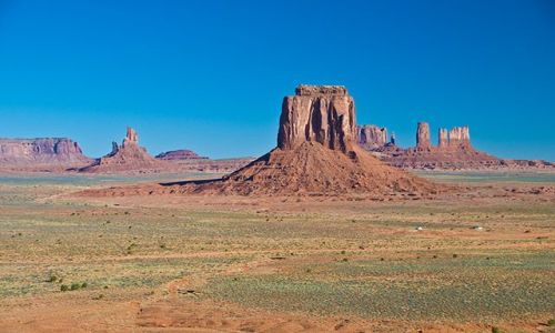 Zdjecie USA / Arizona / monument valley  / monument valley 4