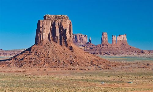 Zdjecie USA / Arizona / monument valley  / monument valley 6