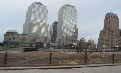 Zdjecie USA / Manhattan / Nowy Jork / Ground Zero